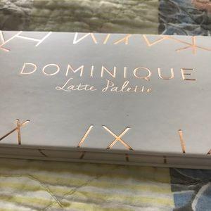 dominique cosmetics - latte palette